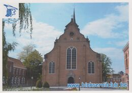 Belgien 2018: Beginenkirche Turnhout - Turnhout