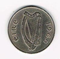 &  IERLAND  10  PENCE  1969 - Irland