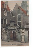 Amsterdam - Voormalig Zuiderkerkhof - 1920 - Amsterdam