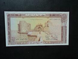 LIBAN : 25 LIVRES   1983     P 64c      SUP - Liban