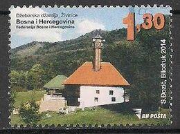 Bosnien - Herzegowina  (2014)  Mi.Nr.  653  Gest. / Used  (12ga23) - Bosnia Herzegovina