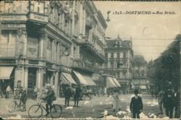AK Dortmund Rue Brück (massive Papierschäden, Sehr Schlechte Erhaltung) (40224) - Dortmund