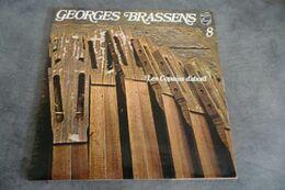 Disque - Georges Brassens N°8 - Les Copains D'abord - Philips 6325016 - France - - Disco, Pop