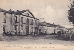 88-OELLEVILLE-LA MAIRIE-ANIMEE - Other Municipalities