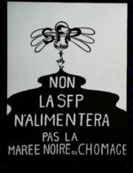 Grève Manifestation Contre Vente De La  SFP - Société Française De Production (Ex ORTF) - Syndicats