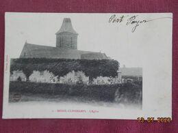 CPA - Mesnil-Clinchamps - L'Eglise - Francia