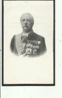 Bourgmestre De Perck  - Baron De Meerbeek - Comte De Ribaucourt 1837 - 1911 - Steenokkerzeel