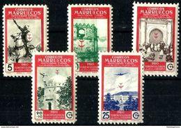 MARRUECOS **325/9 Nuevo Sin Charnela. - Spanish Morocco