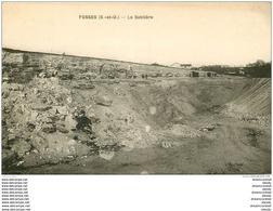 95 FOSSES. La Sablière 1932. Etat Impeccable - Fosses