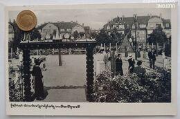Erfurt, Kinderspielplatz Im Stadtpark, 1943 - Erfurt