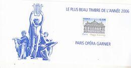 France Blocs Souvenirs  24  Paris Opéra Garnier Neuf ** TB Mnh Sin Charnela Prix De La Poste 3 Euros - Foglietti Commemorativi