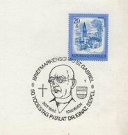 Ignaz Seipel War österreichischer Prälat, Katholischer Theologe Und Politiker Der Christlichsozialen Partei - Wien 1982 - Theologen