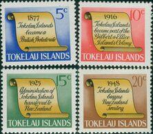 1969Tokelau9-12Scrolls Of History6,80 € - Tokelau