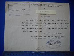 Meyrueis Lozere . Chantier De Jeunesse Groupement N° 19 . 2 Photos . - Historical Documents