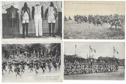 Gros Lot De 300 CPA Carte Photo/Militaires/France/Etrangers/Fantaisies... - 100 - 499 Cartes