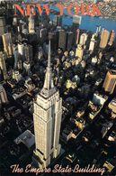 New York - L'Empire State Building - Vue Aérienne - Empire State Building