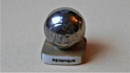 Fève 2006 Le Jeu De Balle II * Pétanque (T 1377)  AFF 2006 Page 51 - Deportes