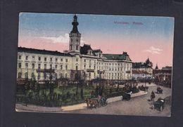 Pologne Warszawa Warschau Ratusz  ( Cachet Bahnhof Laskarschew 42652) - Poland