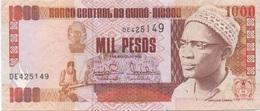 Guiné-Bissau : 1000 Pesos 1993 (bon état) - Guinee-Bissau