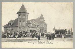 ***  DUINBERGEN  ***  -   L'Hôtel De La Station - Knokke