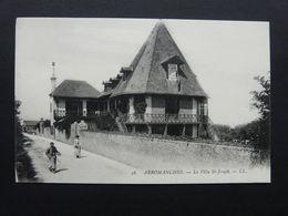 CPA N°36. Arromanches - La Villa Saint Joseph- LL - Arromanches