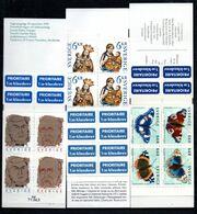 H1-16 Lot De 3 Carnets ** Complets De Suède - Carnets