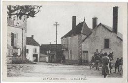 CHAUX : Le Rond Point - édit. Bernuy - France