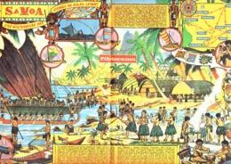 "PILOTORAMA  "" SAMOA "" Supplement Au PILOTE N° 297  De  1965 - Spirou Magazine"