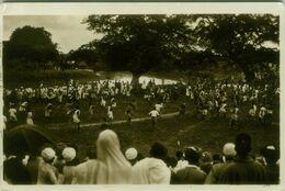 AFRICA - SOMALIA - AFGOI - CLUBBED DANCE -  EDIT A. PARODI 1935 ( BG8647) - Somalia