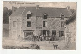 LE MESNIL PLERGUER - CAFE AUBRY - 35 - Frankrijk