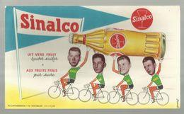 *** SINALCO  ***   -   Uit Vers Fruit, Zuiver Suiker / Aux Fruits Frais, Pur Sucre - Liquor & Beer