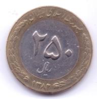IRAN 2003: 250 Rials, 1382, KM 1262 - Irán