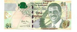 BAHAMA'S 1 DOLLAR P.71 UNCIRCULATED - Bahamas