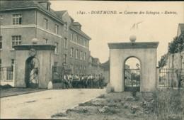 AK Dortmund Caserne Des Schupos, Entrée (40280) - Dortmund