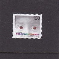 BRD - Deutschland 1992 25 Jahre Terre Des Hommes  Mi 1585 MNH** - BRD
