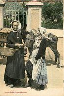 Albiez Le Jeune * St Colomban Des Villards * Costume De Savoie * Femme Coiffe - Sonstige Gemeinden