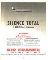 "PUB  ""  AIR FRANCE ""  1959  ( 3 ) - Commercial Aviation"