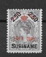 1911 Mint Suriname NVPH 64 - Surinam ... - 1975