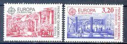 FRANS ANDORRA   (EUR387) - Europa-CEPT