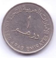 UNITED ARAB EMIRATES 1989: 1 Dirham, KM 6.1 - Emirats Arabes Unis