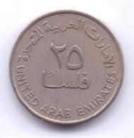 UNITED ARAB EMIRATES 1973: 25 Fils, KM 4 - Emirats Arabes Unis