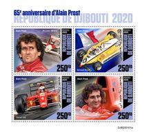 Djibouti 2020, Sport, Formula 1, Prost, 4val In BF - Coches