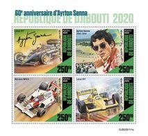 Djibouti 2020, Sport, Formula 1, Senna, 4val In BF - Coches