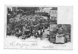 PF679 - 24 Sarlat - Un Marché Aux Noix - Sarlat La Caneda