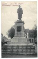Eecloo, La Statue K. L. Ledeganck (9658) - Eeklo