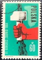 Polska - Poland - P1/12 - (°)used - 1964 - Vrede En Democratie - Michel Nr.1528 - Used Stamps