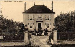 CPA Pel Et Der Villa Des Sciures Aube (100833) - Autres Communes