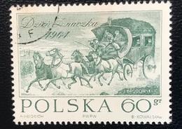 Polska - Poland - P1/12 - (°)used - 1964 - Dag Van De Postzegel - Michel Nr.1531 - Used Stamps