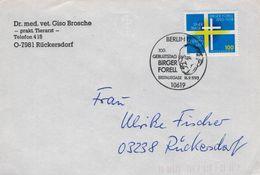 Birger Forell Schwedischer Evangelischer Pfarrer. Setzte Sich Für Flüchtlinge, Verfolgte, Vertriebene Kriegsgefangene - Theologen