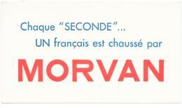 Buvard Chaussure Morvan - Lot De 5 Buvards - Schuhe